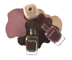 Zoya Naturel Deux Fall Collection 2014