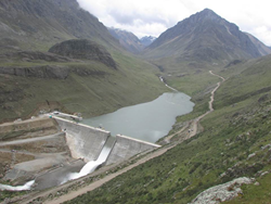 Huanza Hydroelectric Project
