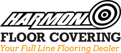 Logo for Harmon Flooring in Kansas City