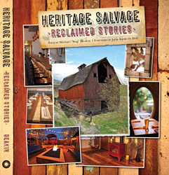 Heritage Salvage Reclaimed Stories, Michael Bug Deakin
