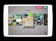 Glogster App Homescreen