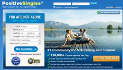 STD DATING SITE:PositiveSingles.com