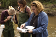 Educators can benefit from two-way radios during outdoor science learning activities with students.