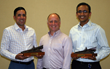 "Jose ""Pache"" Ayala and Shiju Zacharia Presented with Crowley's Highest Honor, the Thomas Crowley Award"