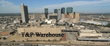 Downtown Fort Worth & The T&P Warehouse