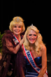 2013 Ms. Senior California Alise Richel-Adler crowns Dr. Gayla Jackson 2014 Ms. Senior California.