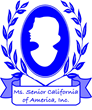 "The Ms. Senior California Pageant seeks to elevate Baby Boomer women and senior women, encouraging them to ""stay vital and connected with life"", be role models for their peers and younger generations."