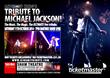Michael Jackson tribute show London info 1