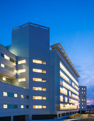 Patient Tower Expansion at University of Virginia Medical Center, Charlottesville, Va.
