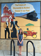 Aspiring Young Brunswick Artist Completes Reimaging of Bridge Mural