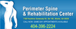 Perimeter Spine & Rehabilitation Center Offers Cutting Edge...