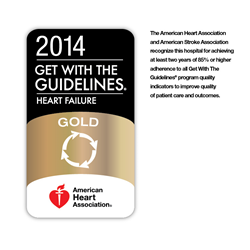 Get With the Guidelines; AHA; American Heart Association;