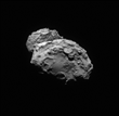"Closest-ever Comet Orbiter Streams Data from Bi-lobed ""Rubber Ducky"""