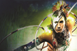 The new Silver Dollar City Wild West Show features 6-time world champion Native American Hoop Dancer Nakotah LaRance.