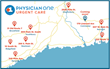 PhysicianOne Urgent Care Announces Rapid Multi-Location Expansion