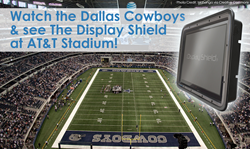 Dallas Cowboys Don't Have to Pony Up: Save on The Display Shield