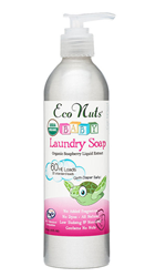 Eco Nuts Organic Baby Laundry Soap made from Soap Nuts Extract
