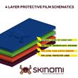 Skinomi Layers