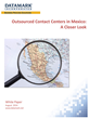New DATAMARK White Paper Focuses on Outsourced Contact Centers in...