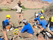 Youth Corps Partnership Proves Russian Olive and Tamarisk Can Be Tamed...