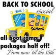 West Fort Worth Fit Body Boot Camp Celebrates Back to School With...
