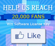 MacXDVD Sprints to 20K Facebook Fans with DVD Video Converter Giveaway