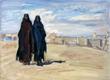"""Max Slevogt (1868 – 1932), """"Sudanesische Frauen"""" (Sudanese Women), 1914; Foto © Kunstsammlung NRW"""