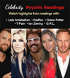 Celebrities Turn to Psychics for Answers… and We Caught it on Video!