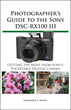 White Knight Press Releases Full-Color Users Guide for Sony RX100 III...