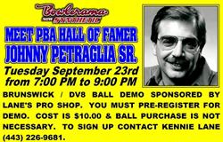 Johnny Petraglia