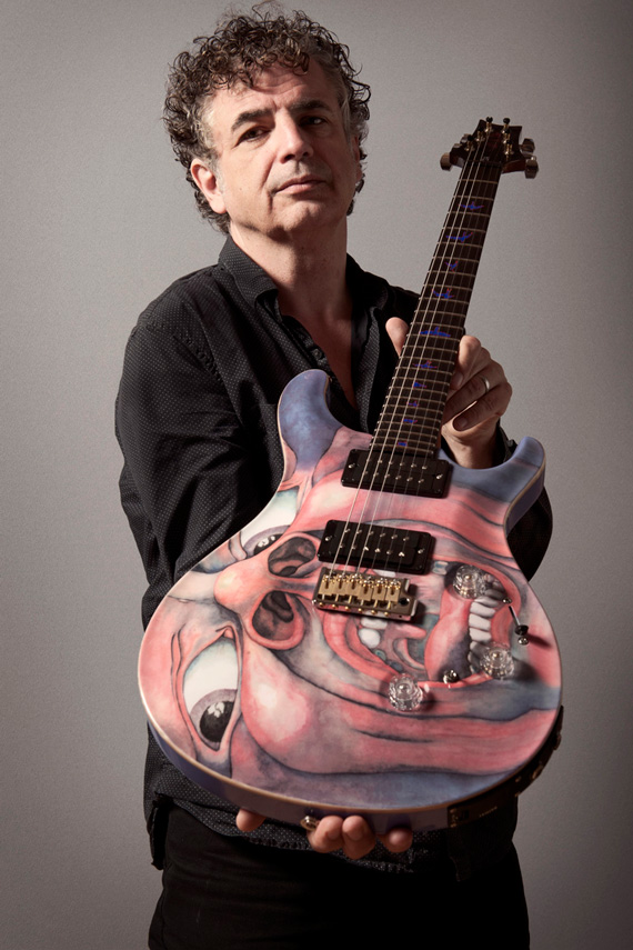 King Crimson's Guitarist and Lead Singer Hits the Road ...