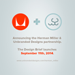 Herman Miller Partners With Unbranded Designs