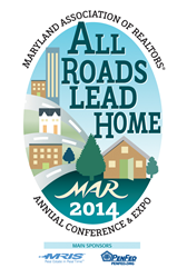The Maryland Association Of REALTORS® 2014 Conference and Exposition logo