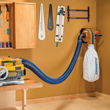 Rockler Introduces Anti-Static Hose and Heavy-Duty Shop Vacuum Tools