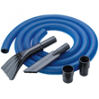 Dust Right® Heavy-Duty Shop Vacuum Hose Kit