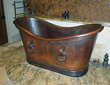 Essex Tub With Rings SC-ESX-66R From Sierra Copper
