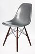 Krink Modernica Silver Fiberglass Chair