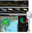 EarthCam's new Weather Station Kit provides users with real-time wind and weather statistics.