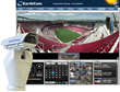 The new San Francisco 49ers stadium was documented with multiple EarthCam construction cameras including the live streaming ConstructionCam HD which produces multi-layer panoramas.