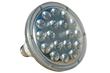 25 Watt PAR 38 LED Waterproof Bulb Configured to Operate on 347-480...