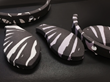 With sample Dom Streater-designed Velodyne headphone skins, personalization is a snap