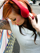 Artful Velodyne Acoustics Headphones and Covers to Share Runway with...
