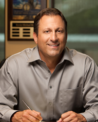 Lerner and Rowe Gives Back founder Kevin Rowe, Esq.