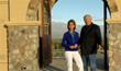 Jon and Arlene Malinski at Piattelli Vineyards