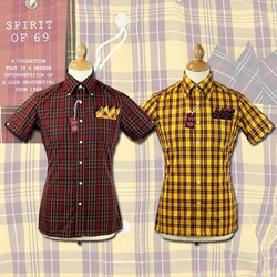 Brutus Trimfit x Dr Martens Limited Edition Shirts