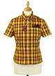 Brutus Trimfit x Dr Martens Women's Shirt in Yellow