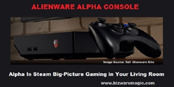 Alpha Gaming Console