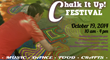 On Sunday, October 19, the Village of Ossining will host the first annual Chalk It Up! Festival