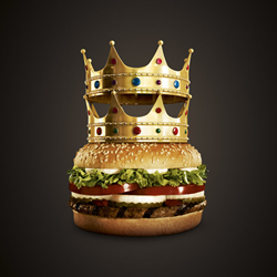 Burger King's 33-year-old CEO proves expertise beats experience. Source: micheldani.deviantart.com