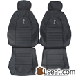 2001 Ford Mustang SVT Cobra Customized Real Leather Seat Covers Announced By Lseat.com